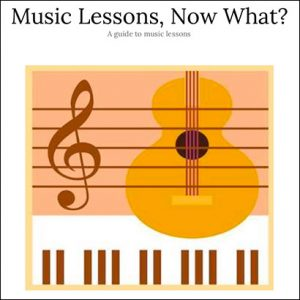 Music Lessons Guide cover image